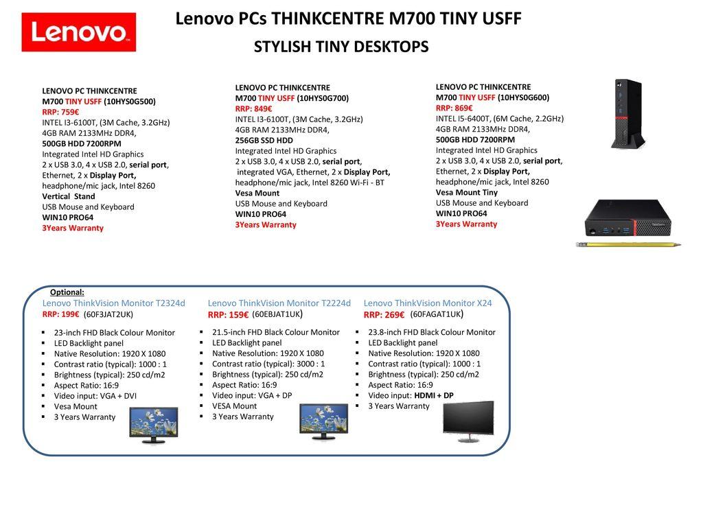 Lenovo Thinkcentre M700 Ram Upgrade