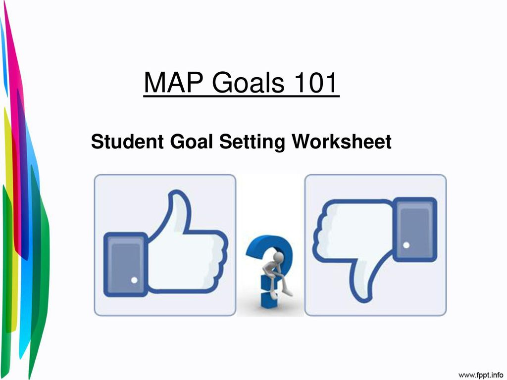 Goal Setting It All Starts With The Students Ppt Download