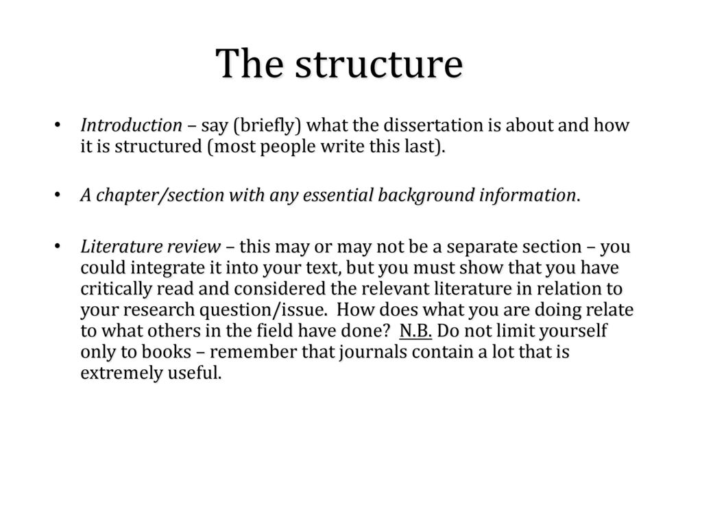 How To Write An Application Essay For High School  Controversial Essay Topics For Research Paper also English Essays Book The Structure Of The Dissertation  Ppt Download What Is A Thesis Of An Essay