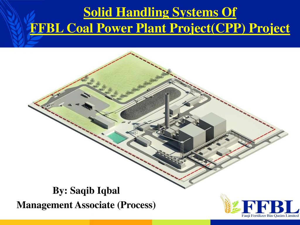 Solid Handling Systems Of Ffbl Coal Power Plant Projectcpp Project 500 Mw Diagram