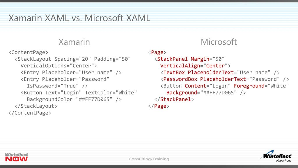 Introduction to Xamarin Forms - ppt download