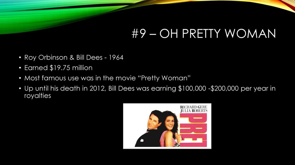 Top 10 richest songs  - ppt download