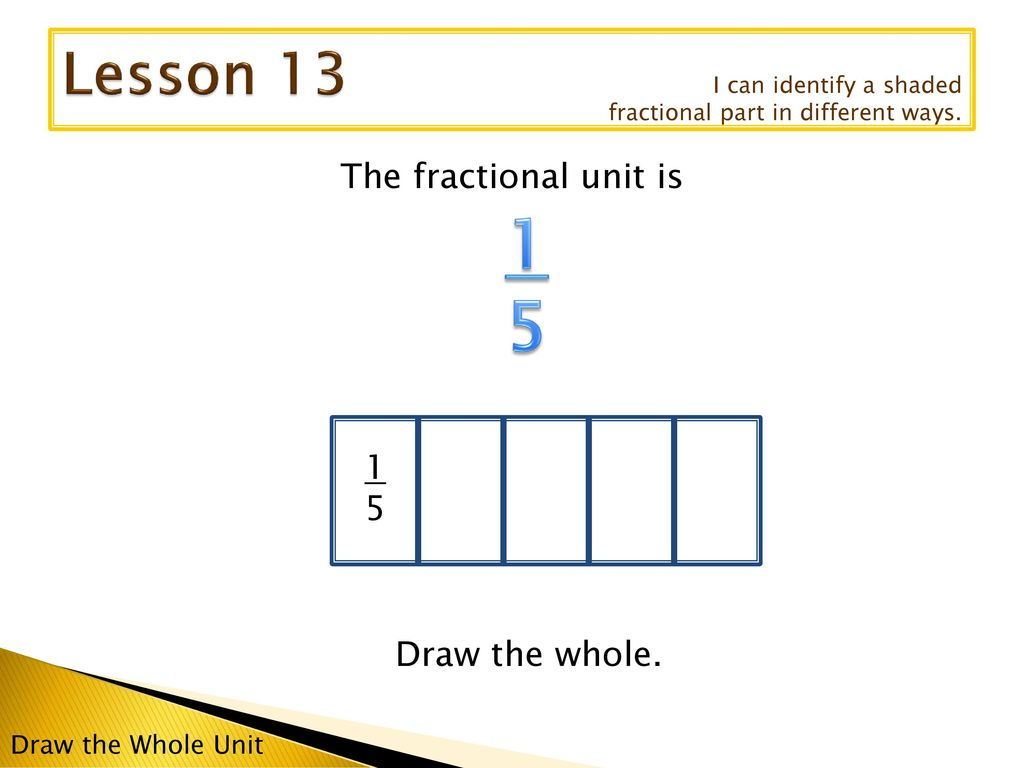 3rd Grade Math Module 5 Lesson ppt download