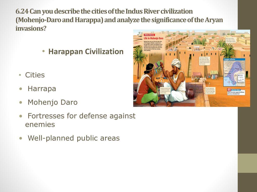 describe the city of mohenjo daro