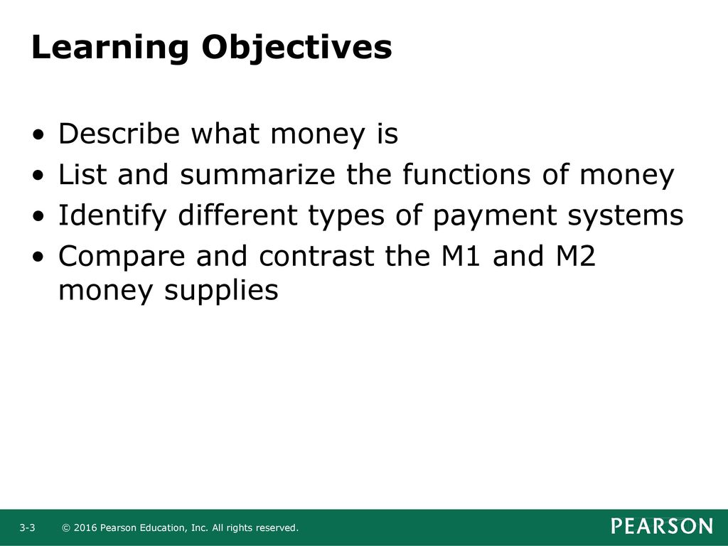 Types of Money Systems