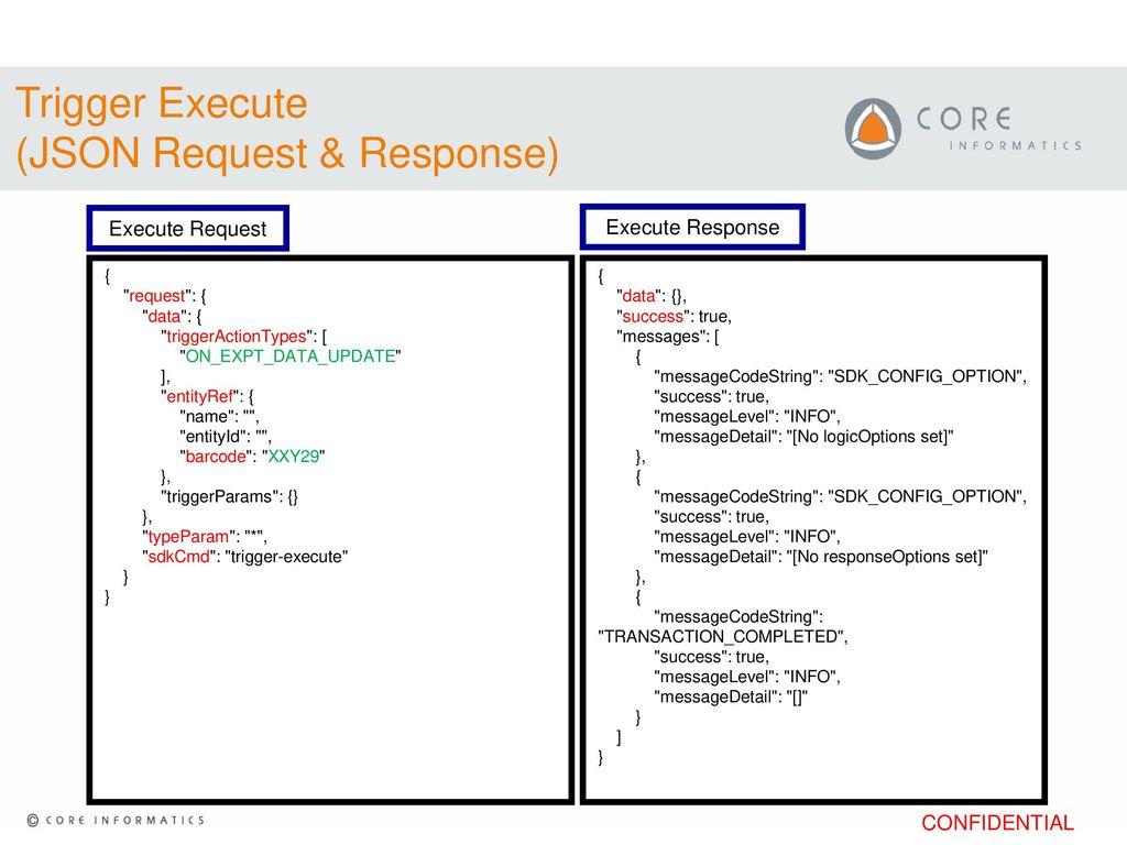 Core LIMS Training: SDK (JSON Web Service)  - ppt download