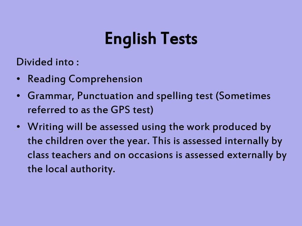 - Welcome To Year 6! Introduction To SATs. - Ppt Download