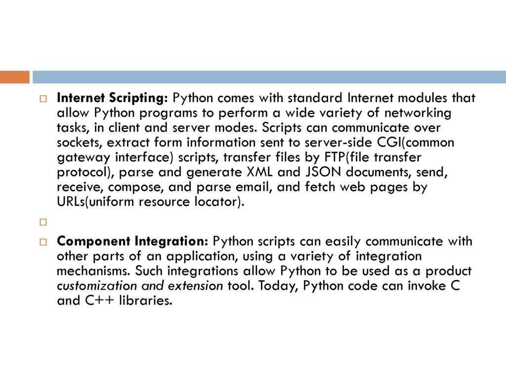 Python Programming Unit ppt download
