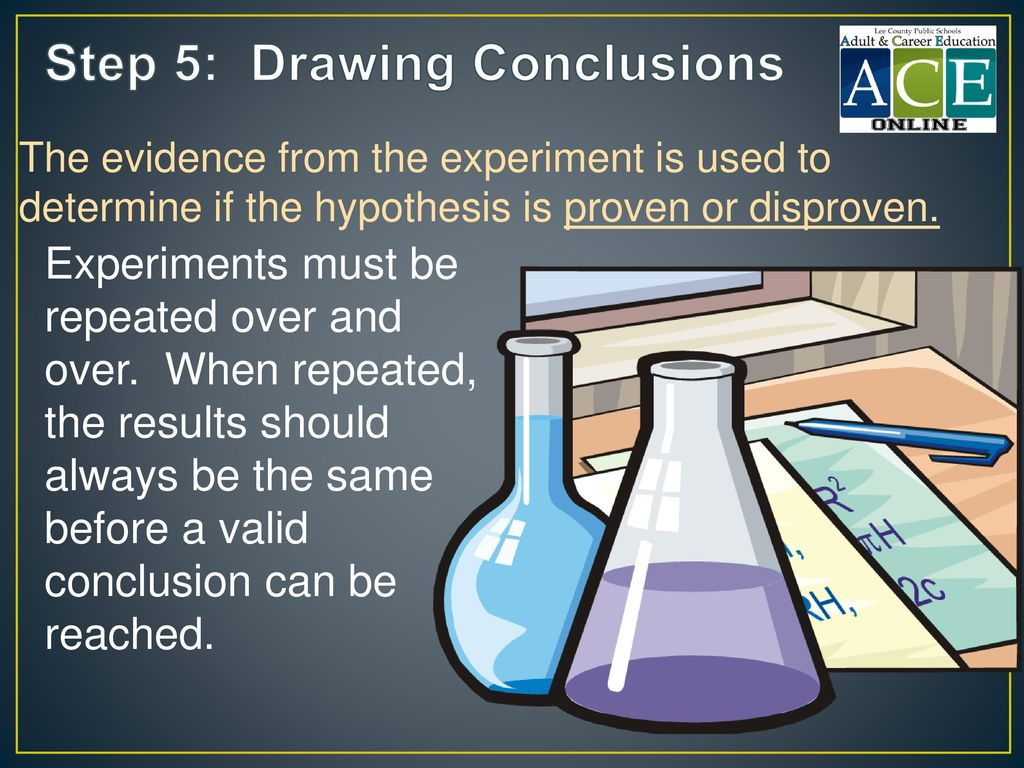 Step 5: Drawing Conclusions