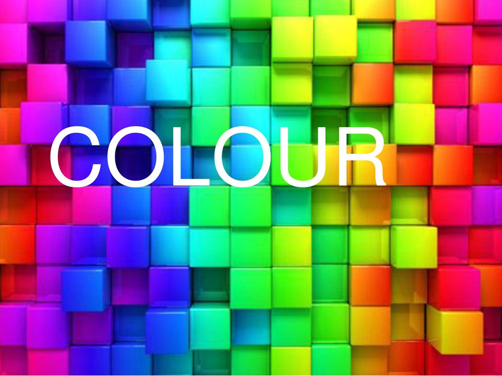 COLOUR Colour. - ppt download
