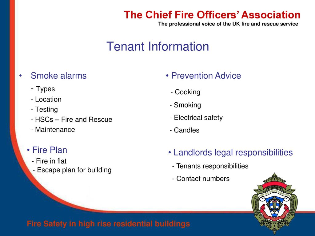 Andy Cloke Station Manager Technical Fire Safety Central Support Ppt Download
