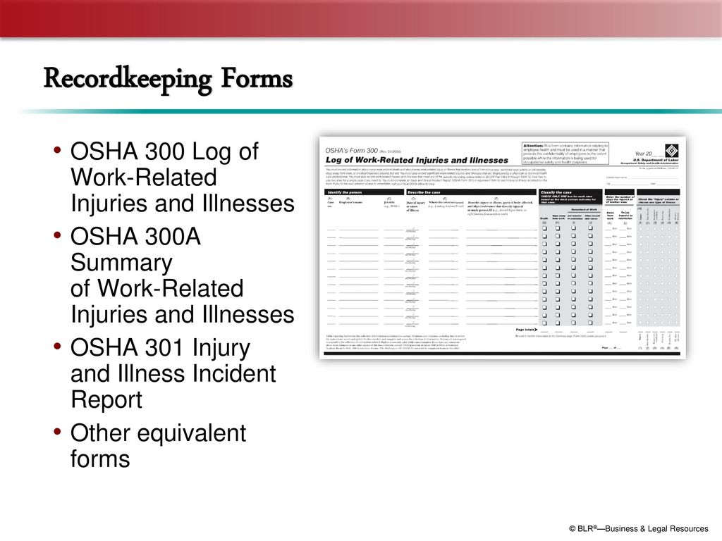template for departments injury and illness Sample injury and illness prevention program this can assist employers in evaluating workplace safety exposures however, our evaluations may not include.