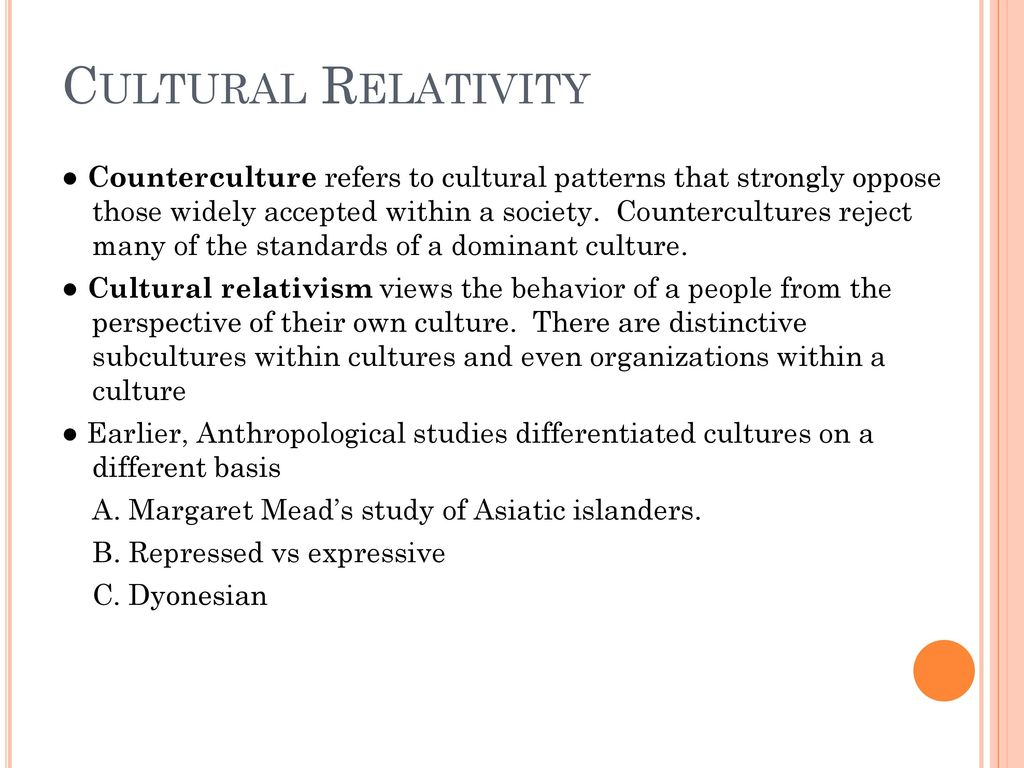 culture: key concepts. - ppt download
