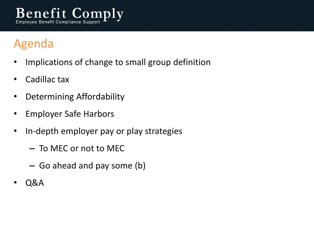 affordable care act requirements - ppt download