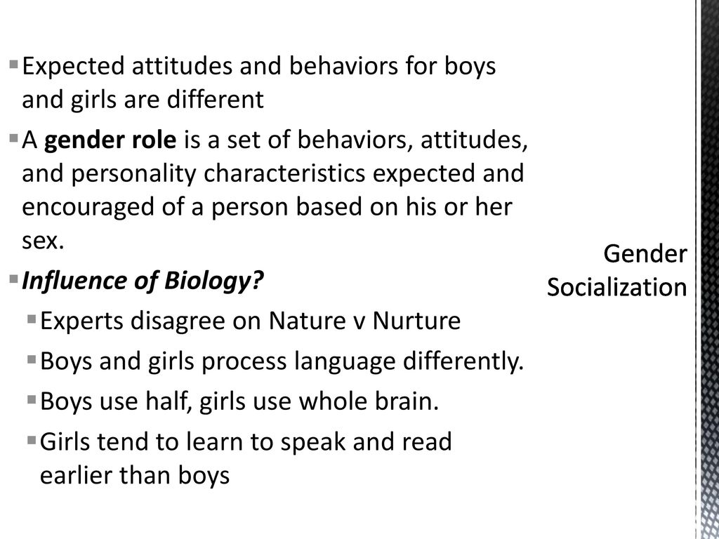 how does nature vs nurture affect personality