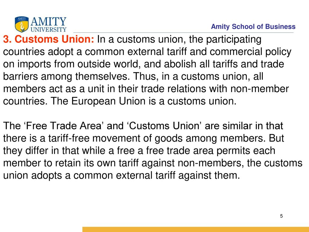 The Customs Union is ... Definition, participants, rules, requirements. Technical Regulations of the Customs Union 71