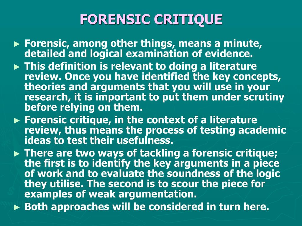forensic essay Forensic science is the application of scientific techniques in collecting and analyzing physical evidence in criminal cases1 forensic science has really advanced over the years the first recorded application of medical knowledge to the solution of a crime was in a chinese book, his duan yu (the.