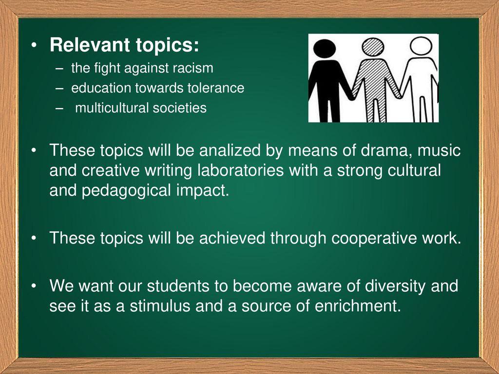 Fighting discrimination essay