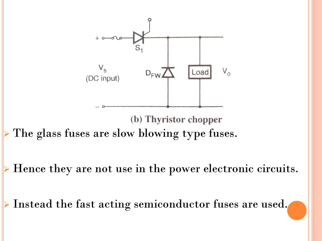 Ahmedabad Institute Of Technology Ppt Download Scr Need For Thyristors In Power Electronic Circuits Electrical 6 The