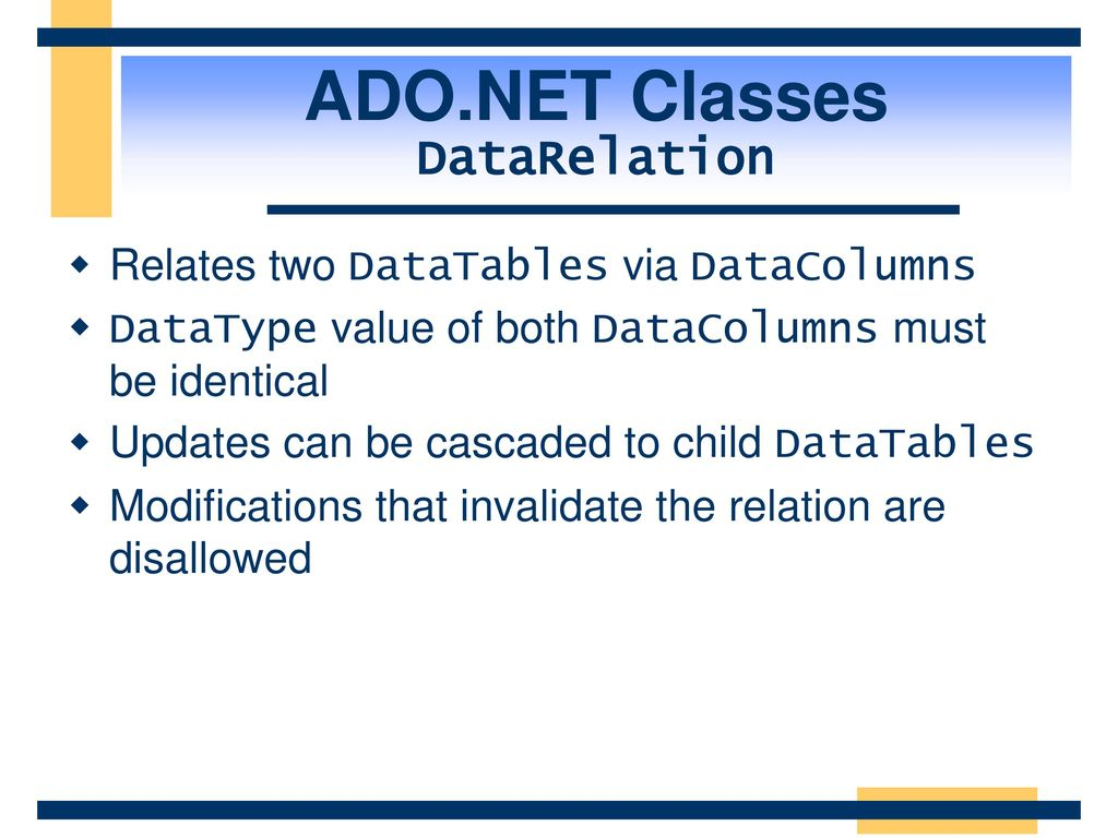 Databases and Data Access - ppt download
