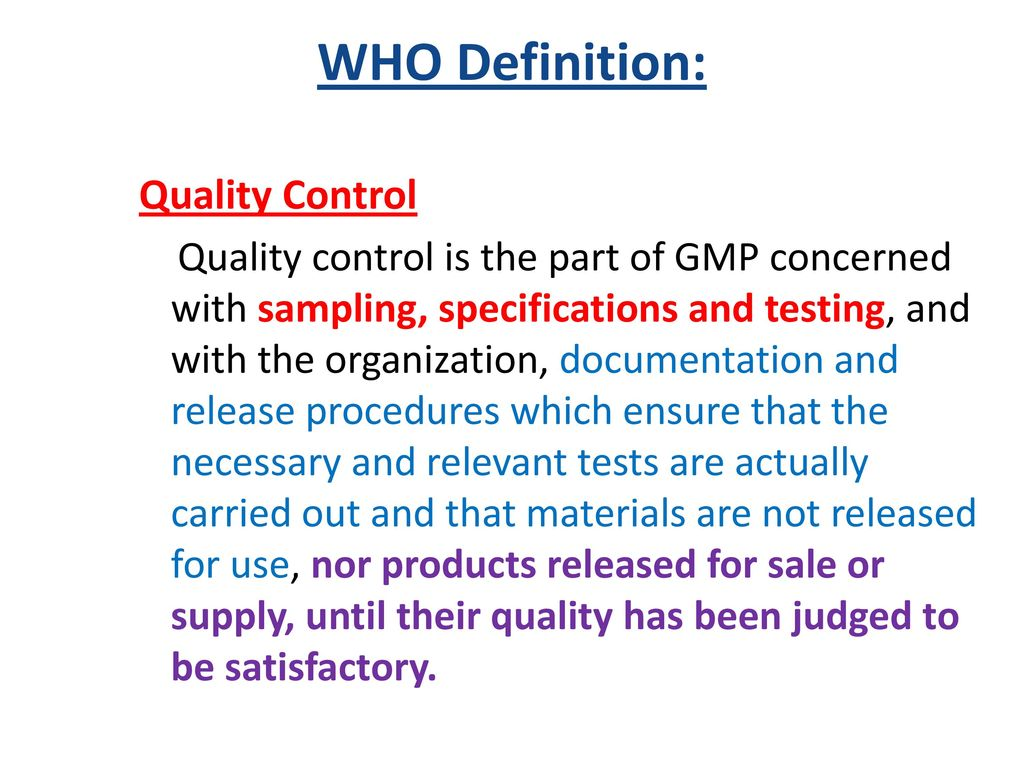 quality control of herbal drug - ppt download