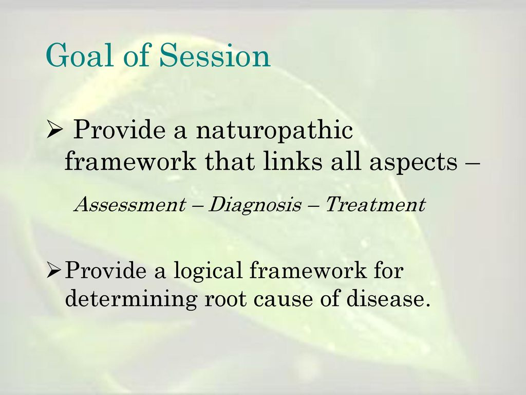 Identifying the Root Cause of Disease - ppt download