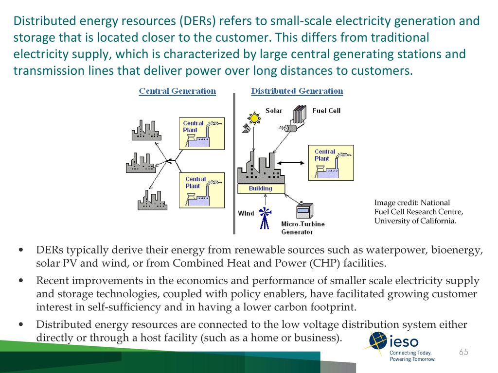 Module 4 Supply Outlook August Ppt Download Apex Ld 4088 Power Wiring Diagram Distributed Energy Resources Ders Refers To Small Scale Electricity Generation And Storage That