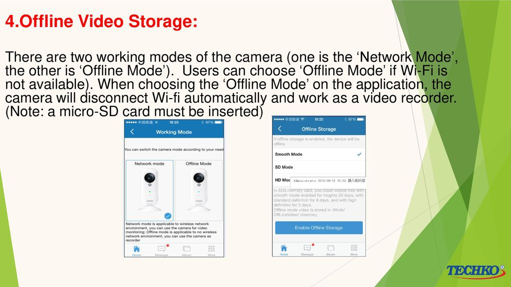 IP Camera and Doorbell Camera - ppt download