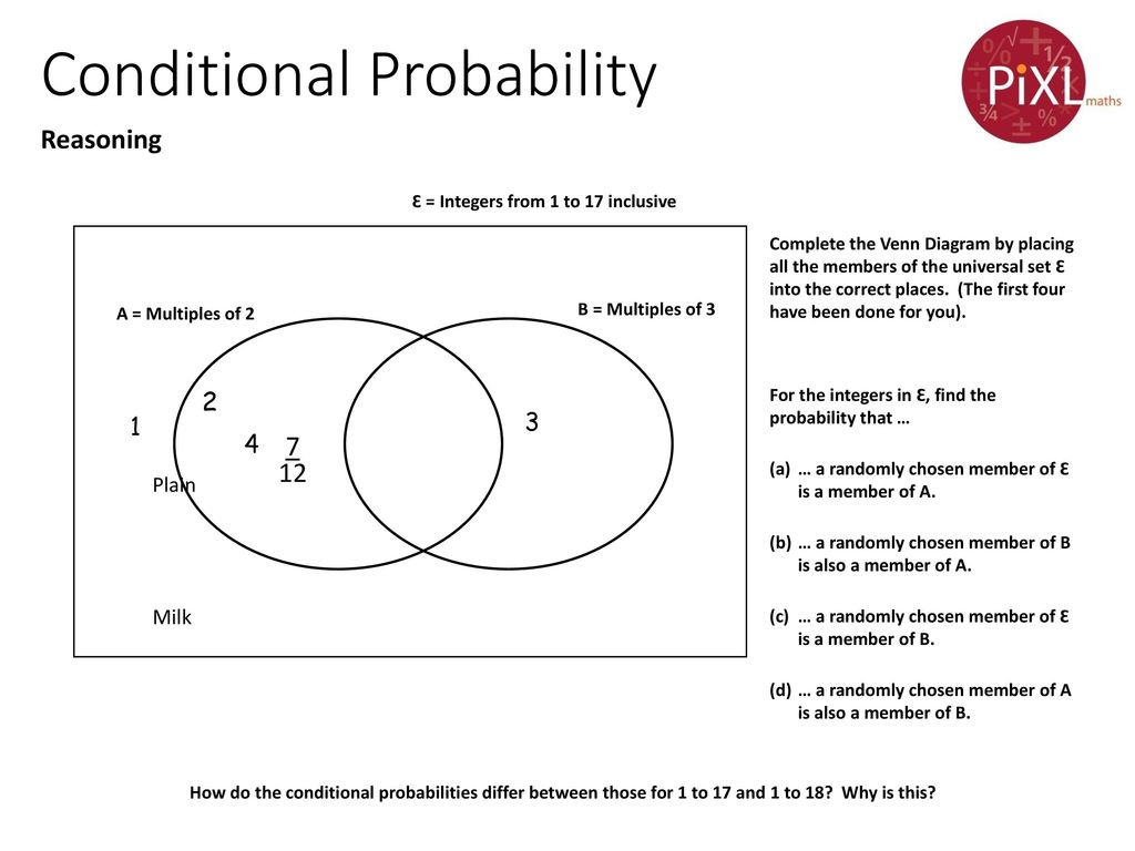 conditional probability - ppt download