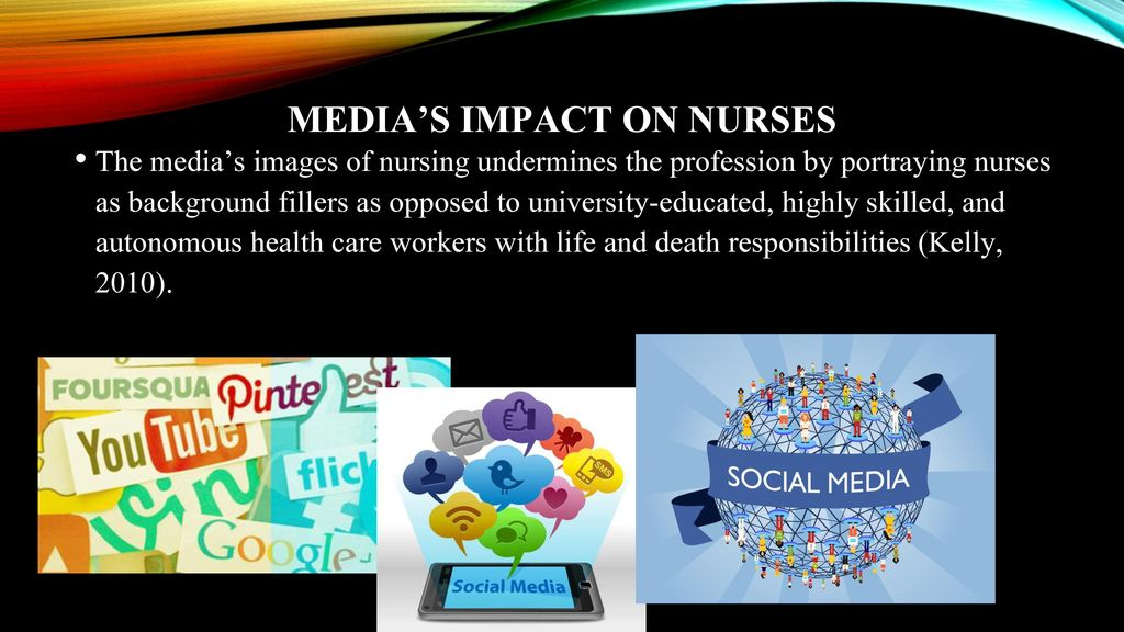 The Negative Portrayal Of Nurses In The Media Ppt Download