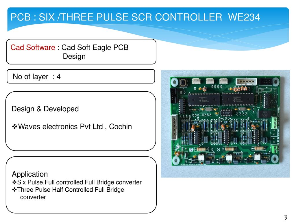 Pcbs For High Power Battery Charger Ppt Download Circuit Schematic Also Scr Control Pcb Six Three Pulse Controller We234
