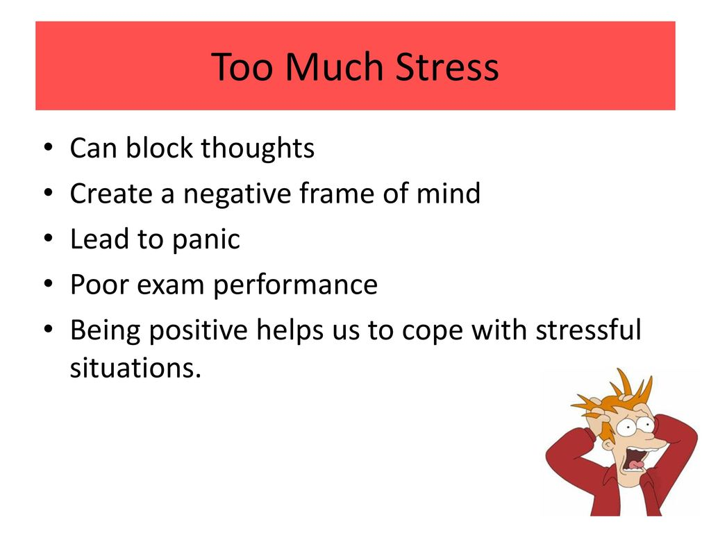 EXAM STRESS & REVISION TIPS - ppt download
