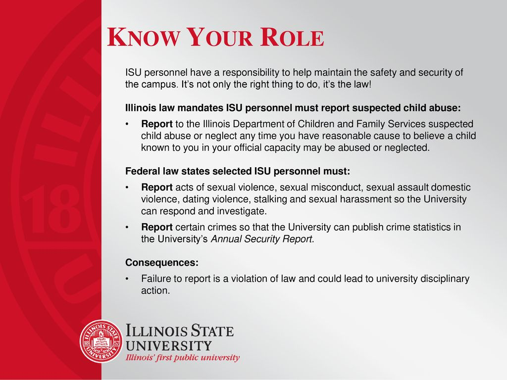 Illinois state law on dating