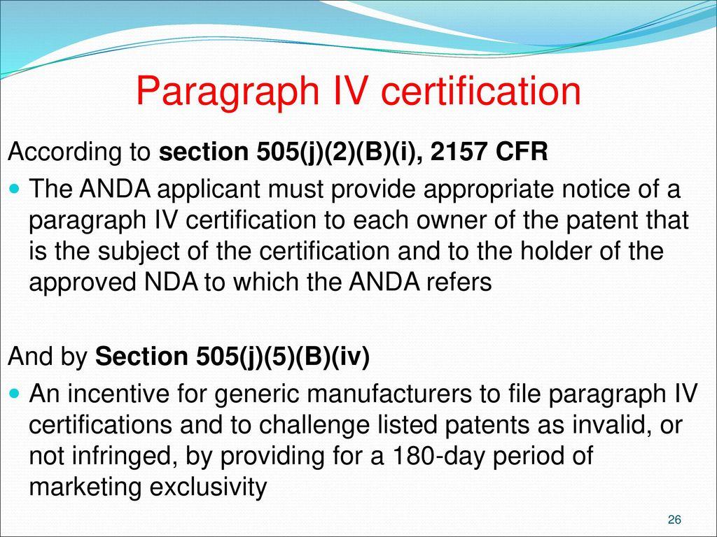 New Drug Application Nda Vs Abbreviated New Drug Application Anda