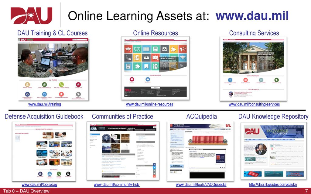 online acquisition training