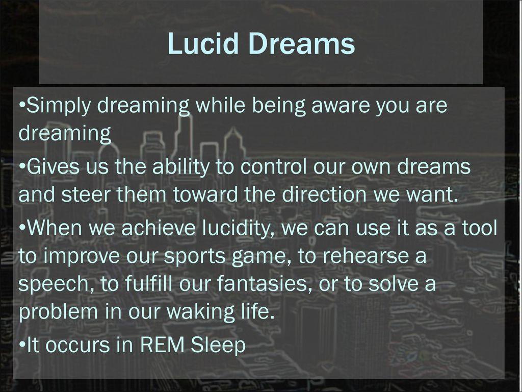 rem sleep dreaming speech