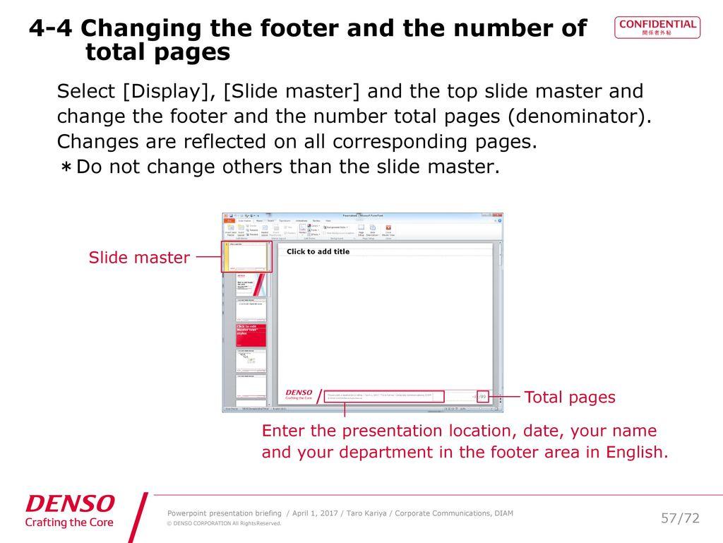 Presentation Slide design system - ppt download