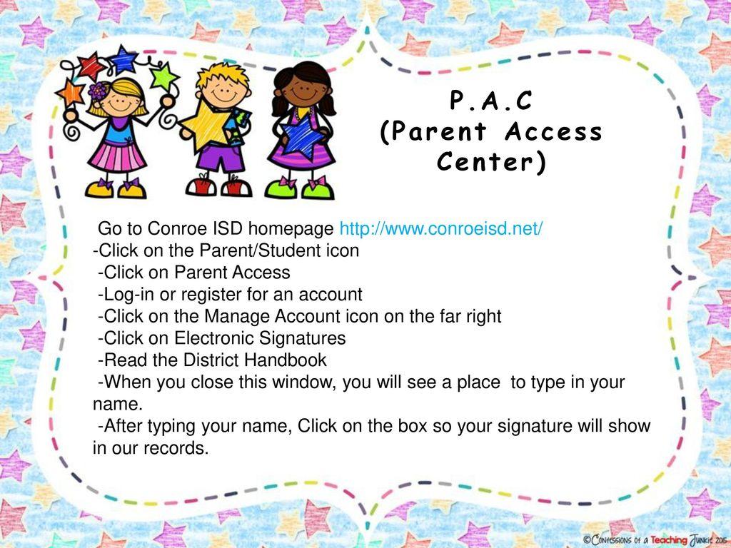 conroe isd parent access