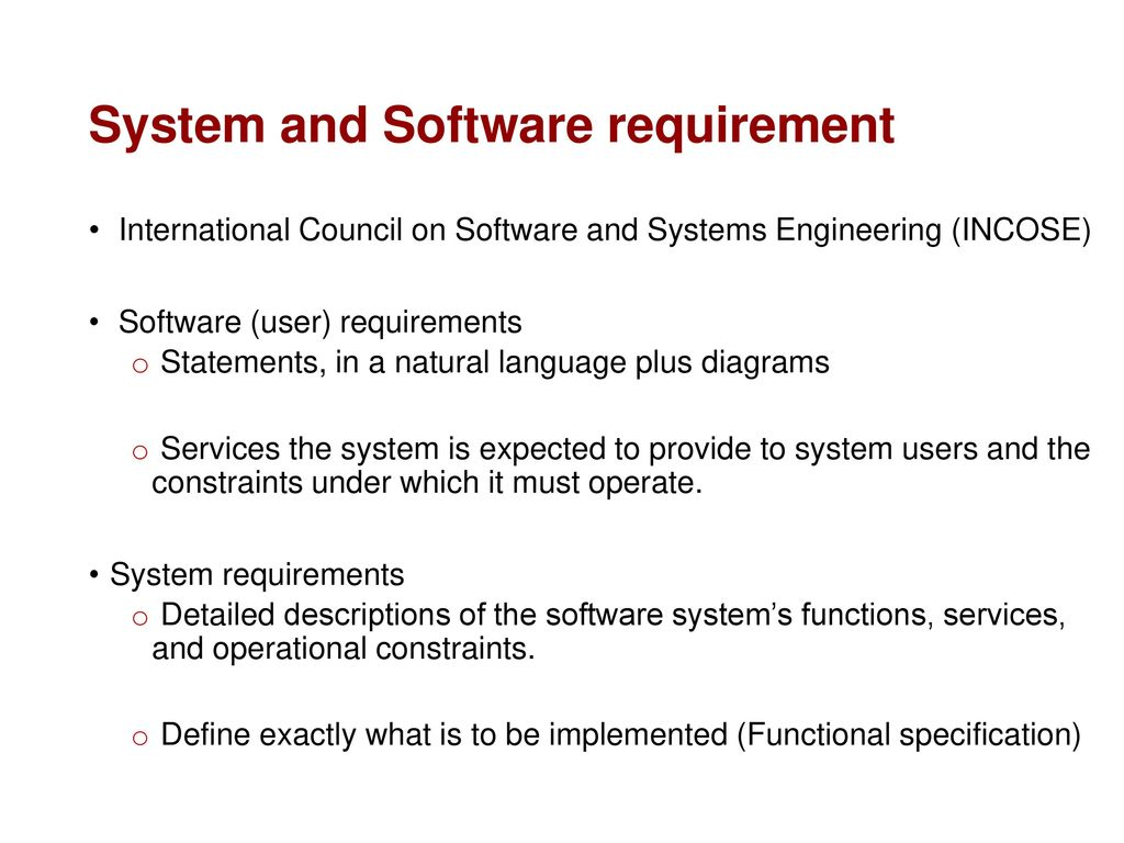 Cs223 Software Engineering Ppt Download System Diagrams And Requirement