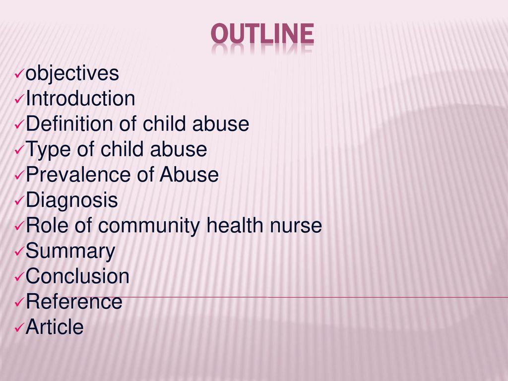 child abuse dania amer hejjawi - ppt download