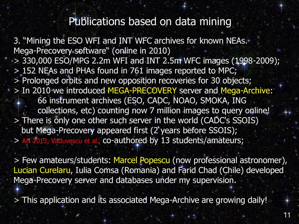 the euronear contribution to the european neo research ppt download