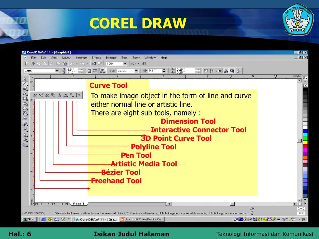 Designing Artsistic With Corel Draw Ppt Download