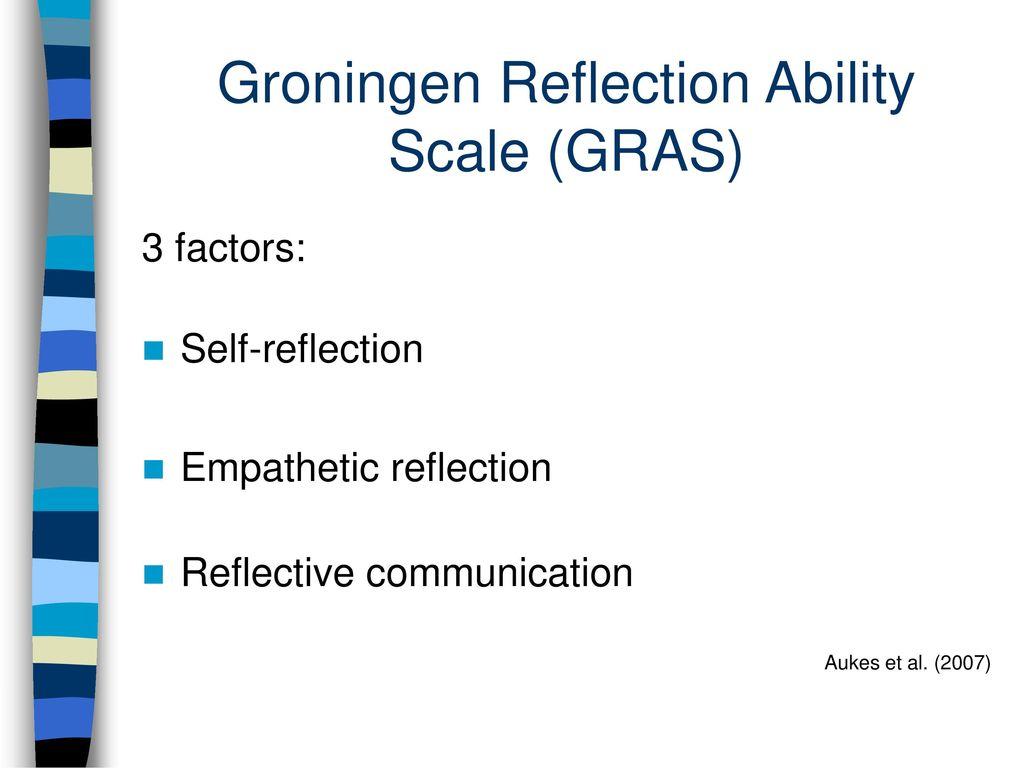 reflective communication