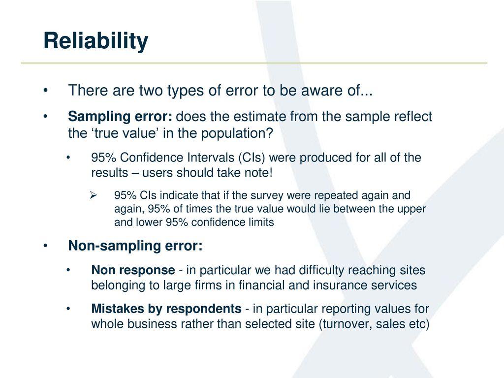 Survey services: a selection of sites