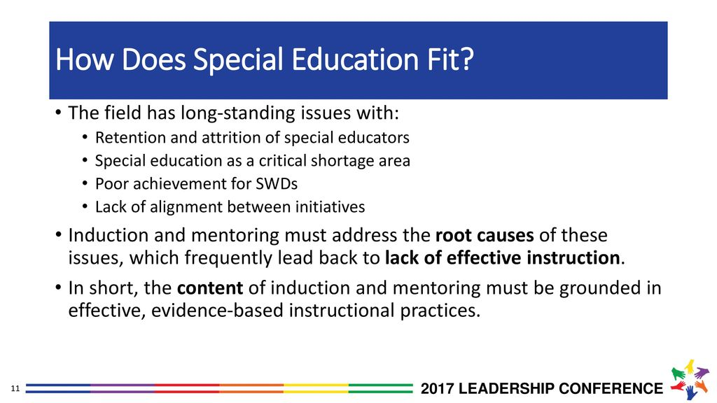 Critical Shortages In Special Education >> Induction And Mentoring For Special Educators Ppt Download