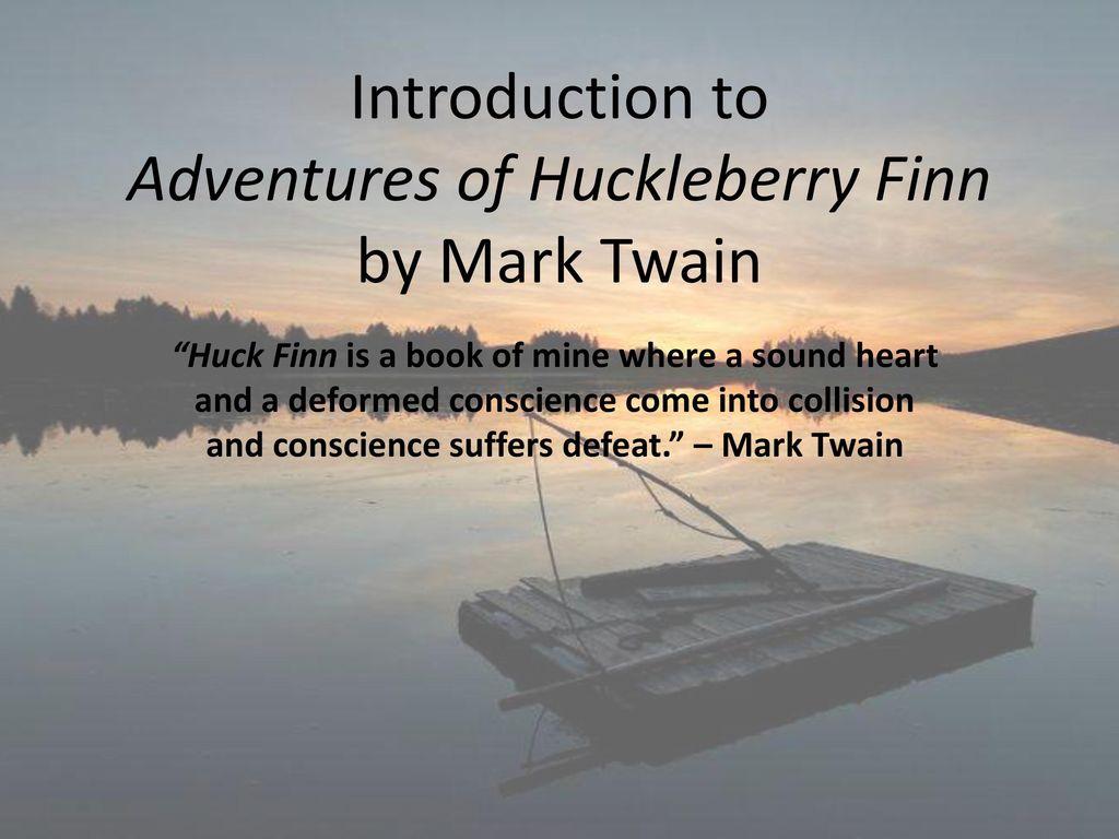 huckleberry finn conscience