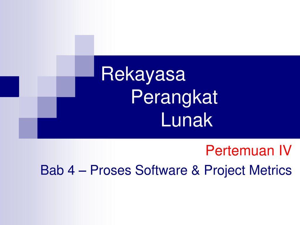 Rekayasa Perangkat Lunak Ppt Download