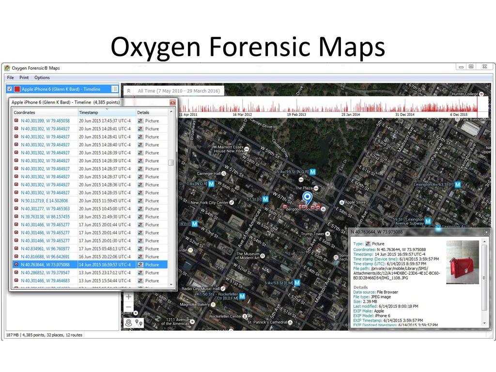 Oxygen Forensic Detective - ppt download