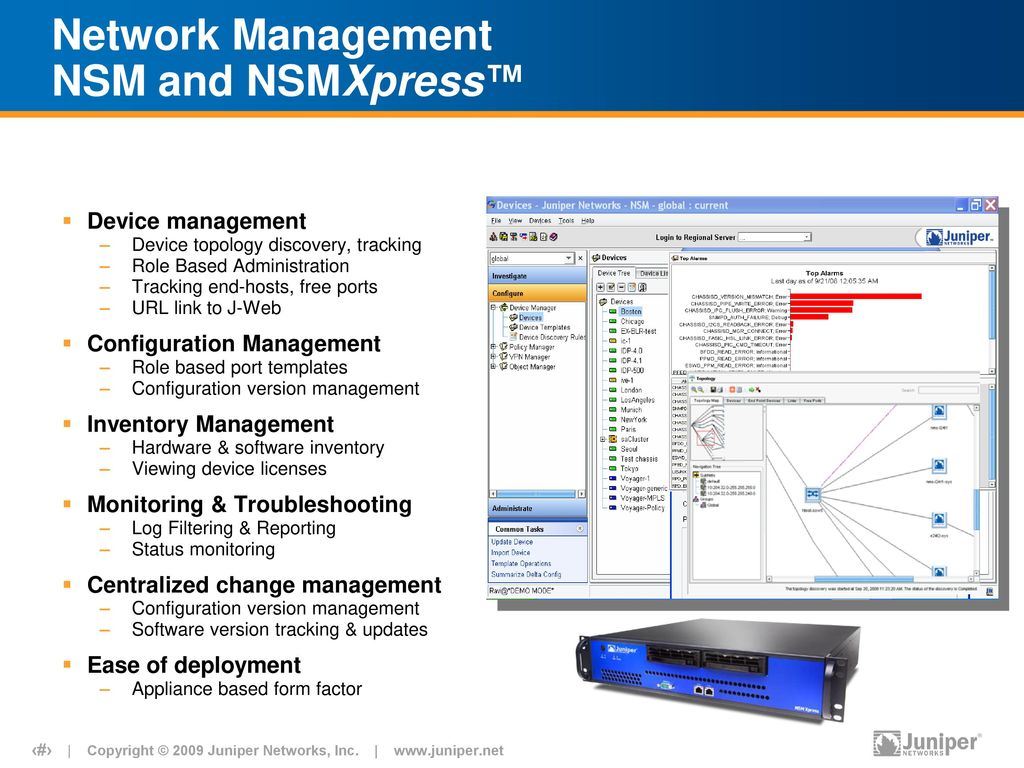 OPERATIONAL SIMPLICITY Unified Network Management - ppt download