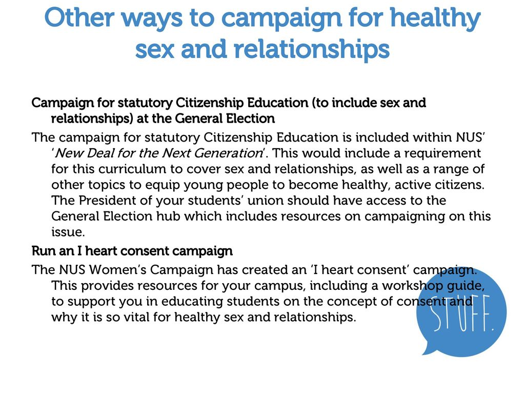 Sexual health education campaigns and elections